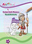 Foglalkoztató könyvek, füzetek - Labirintus készségfejlesztő Kiddo