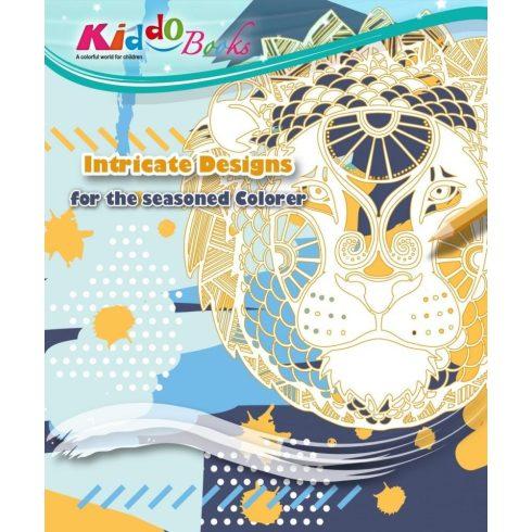 Felnőtt színezők -Mitológia és asztrológia - Felnőtt színező - Kiddo Books