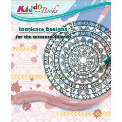 Iskola előkészítő foglalkoztató füzetek - Felnőtt színező füzet Kiddo Books