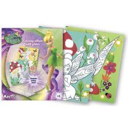 Iskola előkészítő foglalkoztató füzetek - Csingiling csillámos foglalkoztató Kiddo Books