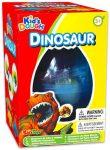 Gyurmák - Kiszúrók - Formázók - Dinoszaurusztojás gyurmakészlet