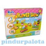 Gyurmakészletek gyerekeknek - Virág Varázs gyurmakészlet