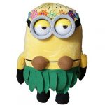 Mesefigurák - Hawaii ruhás Minions