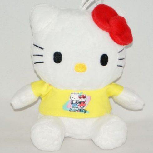 Hello Kitty - Plüss figura - Pólós