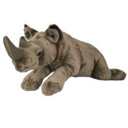 Plüss állatok - Orrszarvú rinocérosz plüss figura