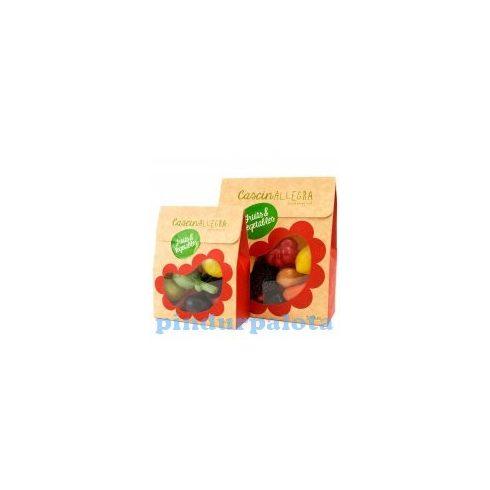 Szerepjátékok - Konyha - Műanyag zöldség és gyümölcs mix