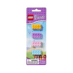 Írószerek - Iskolaszerek - Lego Friends radír