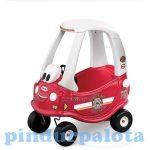Kis motorok - Frédi Autó - Tűzoltós - Little Tikes