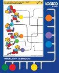 Készségfejlesztő - Logikai játékok - Logico Primo keret