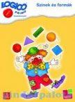 Tanuló játékok - Logico Piccolo színek és formák