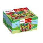 Gyerek Puzzle - Titokzatos puzzle - Az erdő