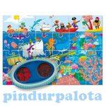 Gyerek Puzzle - A tenger titka kirakó
