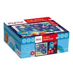 Gyerek Puzzle - Kirakósok - Detektív puzzle Világűrben