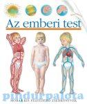 Könyv - Az emberi test 2. - kis felfedező