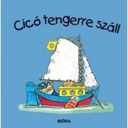 Mesekönyvek - Cicó tengerre száll pancsolókönyv
