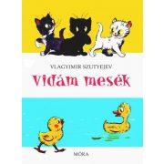 Mesekönyv - Vidám mesék - Szutyejev