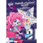 Foglalkoztató könyv - My Little Pony fejtörők a Canterlot Gimiből