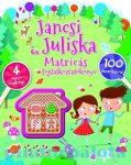 Könyv - Jancsi és Juliska matricás foglalkoztató
