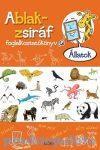 Foglalkoztató könyv - Ablak-zsiráf