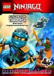 Foglalkoztatók - Lego Ninjago A légi kalózok támadása matricás foglakoztató