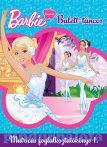 Foglalkoztatók - Barbie, Lehetnék balett-táncos, matricás foglalkoztató