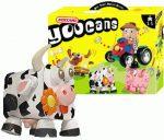Mágneses játékok - Yoocans - Mágneses farm szett