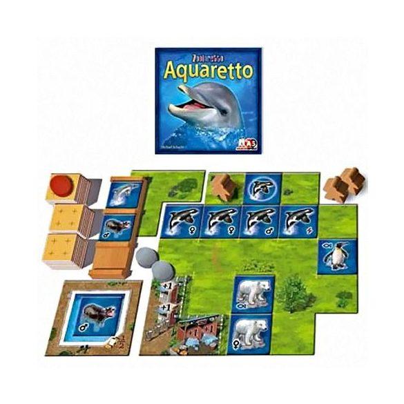 Társasjáték - Aquaretto