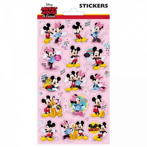 Matricák, ragasztgatós játékok - Mickey egér és barátai matrica 15 db