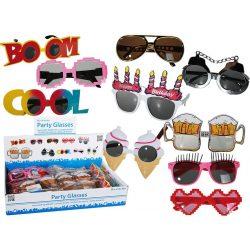 Kütyübazár - Party napszemüveg, többféle