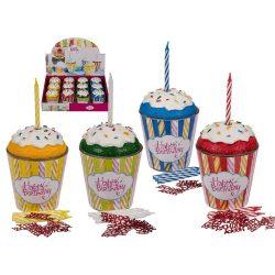 Ajándék a haveroknak - Trendi cuccok - Szülinapi torta helyettesítő ajándék gyertyával