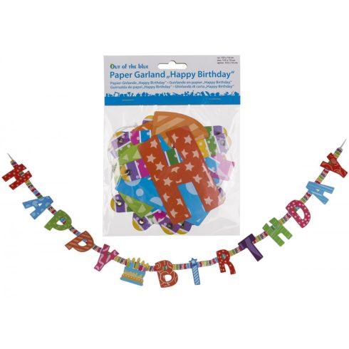 Ajándék a haveroknak - Trendi cuccok - Happy Birthday Szülinapi felirat