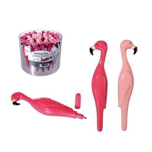 Ajándék a haveroknak - Trendi cuccok - Flamingó golyóstoll