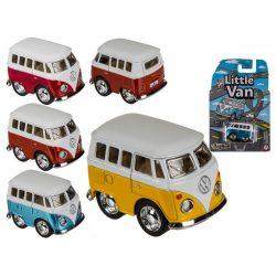 Játékautók - Modell autó Volkswagen T1 mini bus