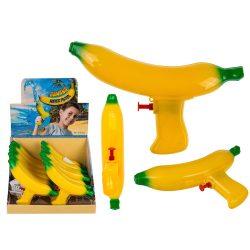 Strandjátékok - Banán formájú vizipisztoly