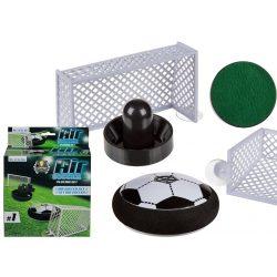 Fiús játékok - Mini Légfoci szett, kapuval, ütővel, labdával