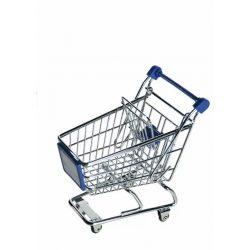Kütyük, apróságok - Mini bevásárlókocsi
