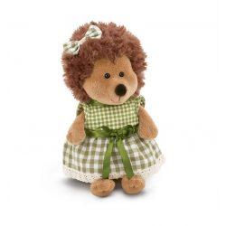 Plüss állatok - Plüss figurák - Fluffy a Süni Kockás álmok Orange Toys plüss sündisznó dobozban 20cm