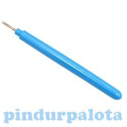 Quilling papírcsík technológia eszközök - Quilling toll - 10,5 cm hosszú vágat 6 mm