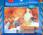 Rajzkészség fejlesztő játékok - Reeves Akvarell festés Csendélet