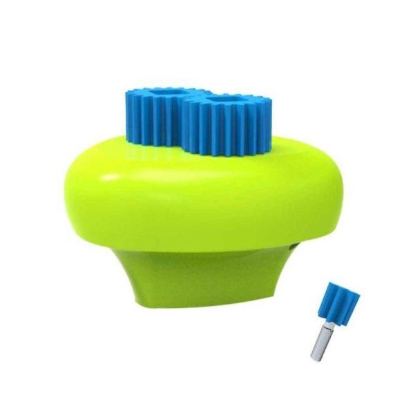 Kreatív Hobby - Quilling papírcsík technológia - Quilling kreppelő eszköz kék
