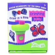 Kreatív Hobby - Quilling papírcsík technológia - Quilling kreppelő eszköz pink