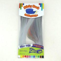 Quilling papírcsík technológia eszközök - Quilling papír csíkok Silver