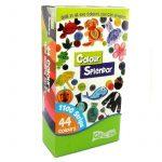 Kreatív Hobby - Quilling papírcsík technológia - Quilling színes papírcsík csomag 1100 darabos