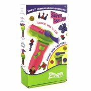 Quilling papírcsík technológia eszközök - Super Quiller Könnyített papírtekercselő gép - Pink