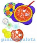 Kreatív Hobby készletek - Mandala készítő
