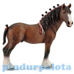 Figurák - Lovak - Cydesdale herélt ló - Schleich