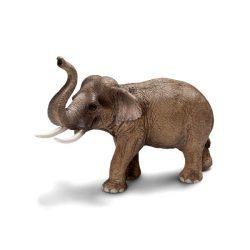 Vadállat figurák - Ázsiai elefántbika Schleich