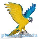 Madár figurák - Arapapagáj sárga-kék Schleich