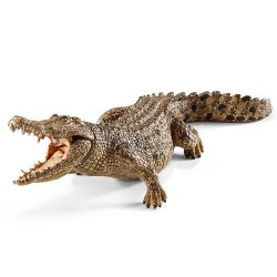 Állat figurák - Hüllők - Krokodil Schleich