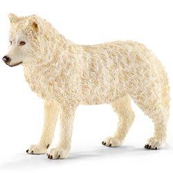 Állat figurák - Háziállatok - Északi-sarkvidéki farkas Schleich
